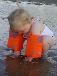 Fasinerande i sanden